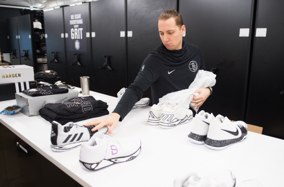 Brooklyn Nets Equipment Manager Joe Cuomo: Equipment Management Is Way More Than Doing Laundry